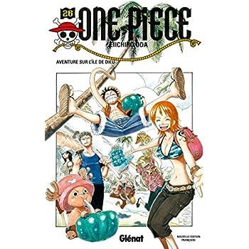 One Piece - Édition originale - Tome 26: Aventure sur l'île de Dieu