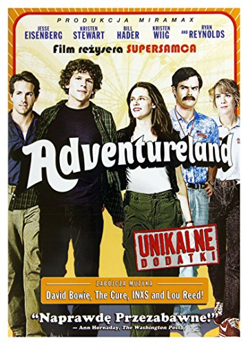 Adventureland [DVD] (IMPORT) (Keine deutsche Version)