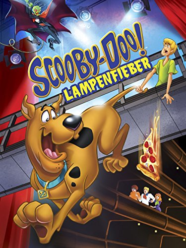 Scooby-Doo! Lampenfieber Cover