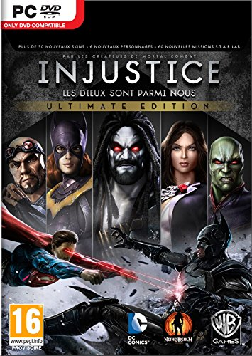 Injustice Gods Among Us Ultimate Edition (PC) [ Ultimate Pc
