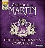 Das Lied von Eis und Feuer 03: Der Thron der Sieben Königreiche von Martin. George R.R. (2012) MP3 CD