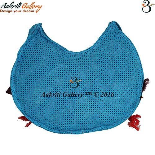 Aakriti Gallery - Borse a spalla donna Turquoise