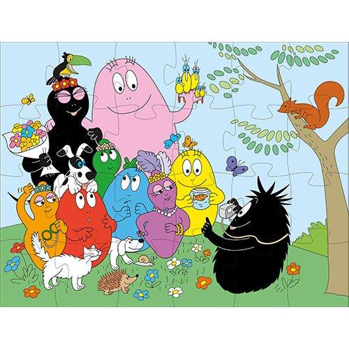 Imagen principal de Universal Trends Barbapapá Puzzle Silueta La Familia (2201)