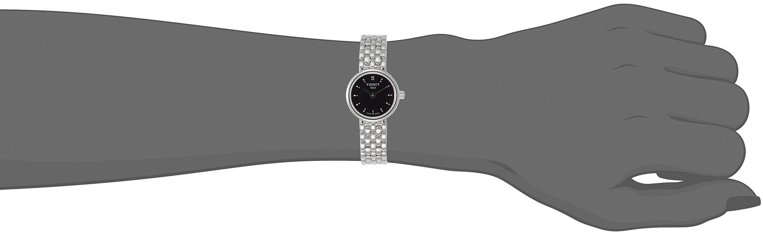 Tissot Lovely T0580091105100 – Reloj de Mujer de Cuarzo, Correa de