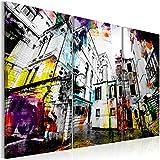 murando - Cuadro en Lienzo 120x80 !!! Cuadro en Lienzo - Impresion en calidad fotografica - Cuadro en lienzo tejido-no tejido architecture 020101-162