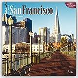 San Francisco 2016 - 18-Monatskalender mit freier TravelDays-App: Original BrownTrout-Kalender [Mehrsprachig] [Kalender] (Wall-Kalender) - BrownTrout Publisher