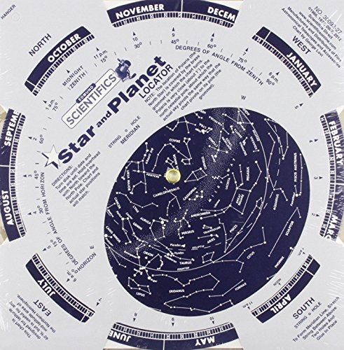 Edmund Scientific Star and Planet Locator