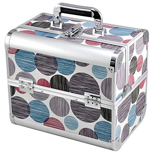 chinkyboo - Neceser, diseño de maletín Lunares M