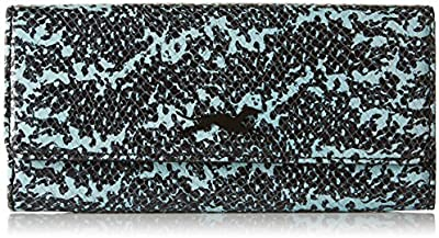 Bimba y Lola - cartera con solapa para mujer, color azul