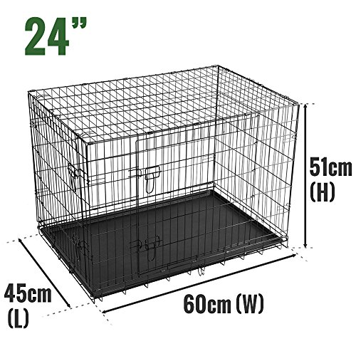 BTM-Dog-Cages-Puppy-Training-Cage-Small-Medium-Large-Extra-Large-Pet-Carrier