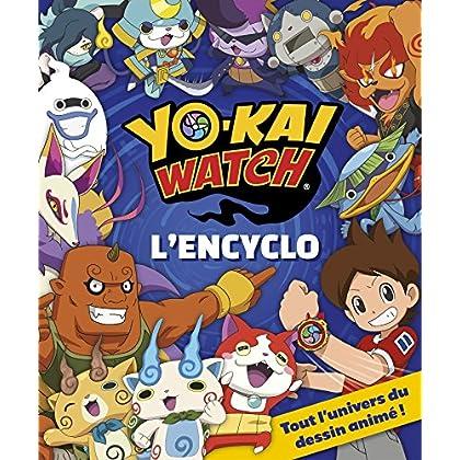 Yo-Kai Watch - Encyclo saisons 1 et 2