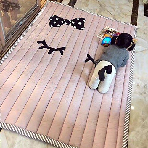 Preisvergleich Produktbild Unbekannt #Wohnzimmerteppich Kinder-Karikatur-Matten, Rechteck Dicker Schlafzimmer Rutschfester Teppich Decken (Farbe : C, größe : 150 * 200cm)