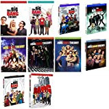 THE BIG BANG THEORY - STAGIONI DA 1 A 10 (31 DVD) COFANETTI SINGOLI, ITALIANI