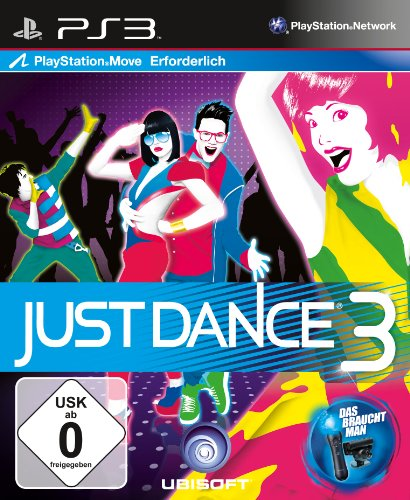 Just Dance 3 (Move erforderlich)