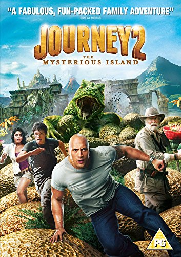 Journey 2 - The Mysterious Island - Journey 2 - The Mysterious Island (1 DVD)