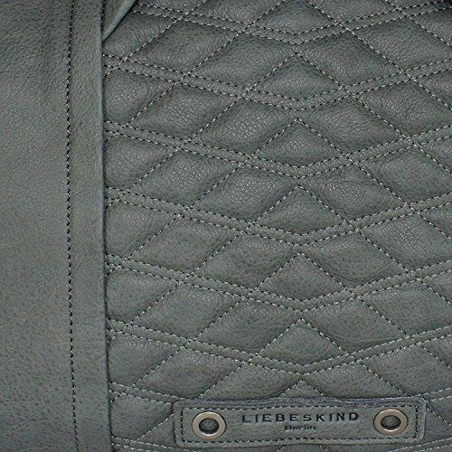 Liebeskind Evelyn Shopper Tasche Leder 40 cm Pistache