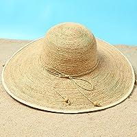 Sombrero ZHIRONG playa Gorro de protección solar para mujer al aire libre de  verano Moda casual 273b5348a6e6