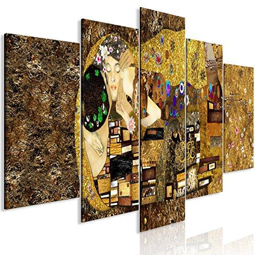 Murando - Cuadro Lienzo Gustav Klimt 225x100