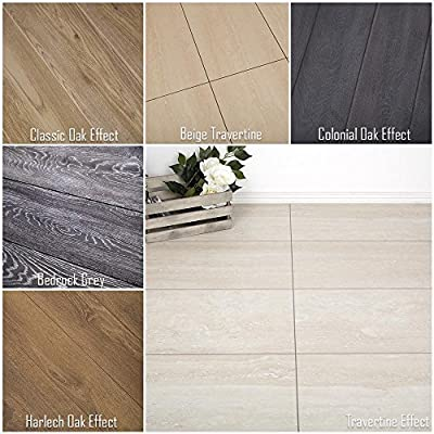 High Quality CHEAP PRICES! Living Room Laminate Flooring 8mm Thickness *Exclusive Colours and Samples*