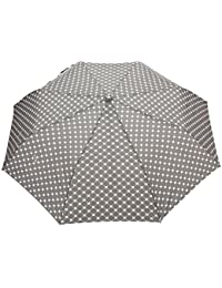 FabSeasons Printed, 3 Fold Fancy Automatic Umbrella For Rains, Summer & All Year Use