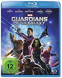 Guardians of the Galaxy [Blu-ray]