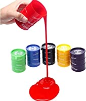 Webby Barrel O Slime Toy ( Set of 6 )