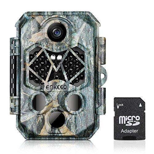 Zoom IMG-1 enkeeo 20mp 1080p hd fotocamera