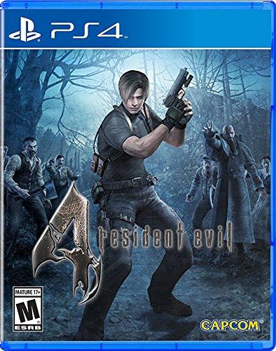 Resident Evil 4HD PS4