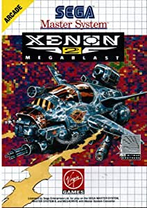 XENON 2 MEGABLAST - Master System PAL