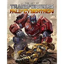 Transformers: The Art of Fall of Cybertron