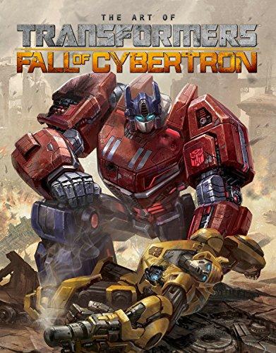 Transformers: The Art of Fall of Cybertron por Mark W Bellomo