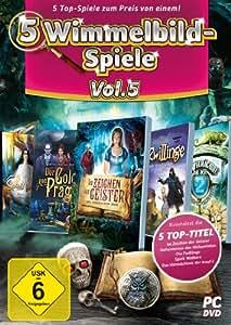 5 Wimmelbild Spiele, Vol. 5