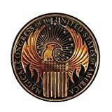 Fantastic Beasts - Phantastische Tierwesen Filmdose Macusa Logo