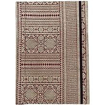 Páginas 20 Extra Grande Zari Sari cubierta hecha a mano del álbum de fotos de bricolaje