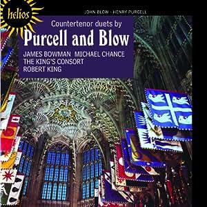 Countertenor Duets [James Bowman, Michael Chance, The Kings Consort, Robert King] [Hyperion: CDH55447]