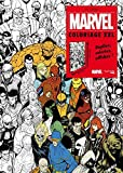 Marvel - Coloriage XXL by Nicolas Beaujouan (2015-04-15) - 15/04/2015