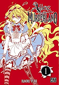 Alice in Murderland Edition simple Tome 1