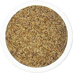 PEnandiTRA Dillsaat Dillsamen ganz 1 kg ~ naturrein ~ ohne Zusätze ~ gentechnisch unverändert ~ unbestrahlt ~ unbegast
