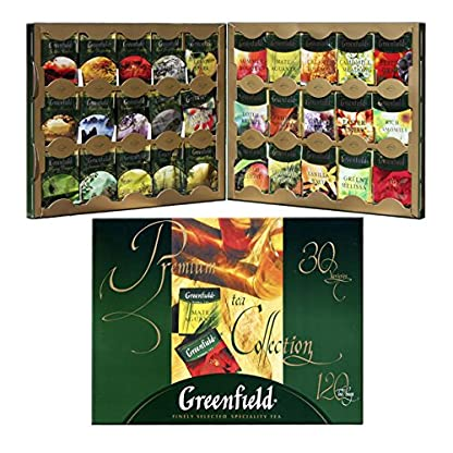 Greenfield-Tee-Sammlung-Premium-Tee-Collection