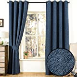 Qinuo Home Linen Effect Ready Made Thermal Insulated - Best Reviews Guide