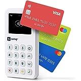 Terminal de paiement SumUp 3G + WiFi : acceptez les paiements par carte par validation de code PIN, sans contact, Google Pay