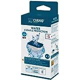 Ciano - Cartuccia filtro trasparente S (Small) per CF20, CF40, CFSTONE40