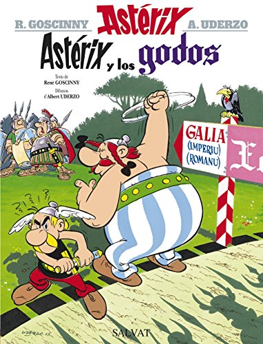Astérix y los godos (Asturiano - A Partir De 10 Años - Astérix - La Colección Clásica) por René Goscinny