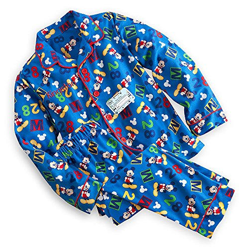 ubhour Urlaub PJ Pyjamas Geschenkset Jungen 7/8 ()