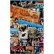 Archivos legendarios del rock: Las anécdotas rockeras que han hecho historia 1950-1969 (El almanaque del rock)