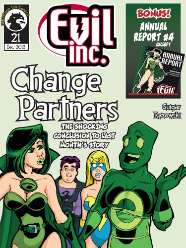 Evil Inc Monthly #21: Change Partners (English Edition)