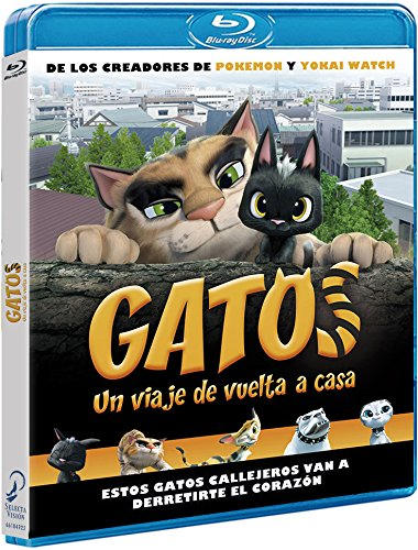 Gatos Blu-Ray [Blu-ray]