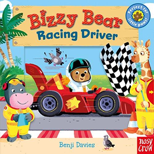 Bizzy Bear: Racing Driver