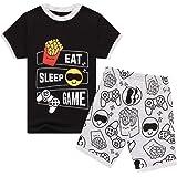 Pijama corto de verano para niños y niñas, para dormir