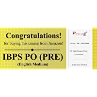 Practice Guru Topic Wise Tests For IBPS PO (PRE) (Voucher)